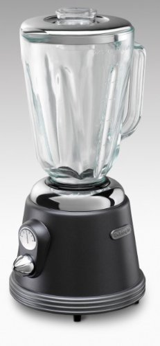 Delonghi KF8150 Glass Jar 550-Watt Blender, 220V (Non-USA Compliant)