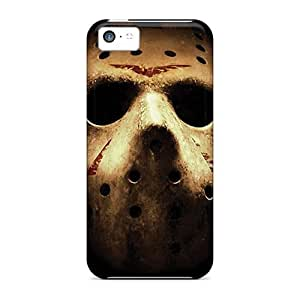 Cute Appearance Cover/tpu YDECxxL7362sblVN Friday 13 Case For Iphone 5c