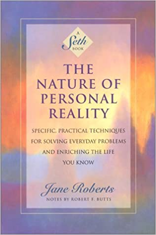 "The cover of ""The Nature of Personal Reality."""