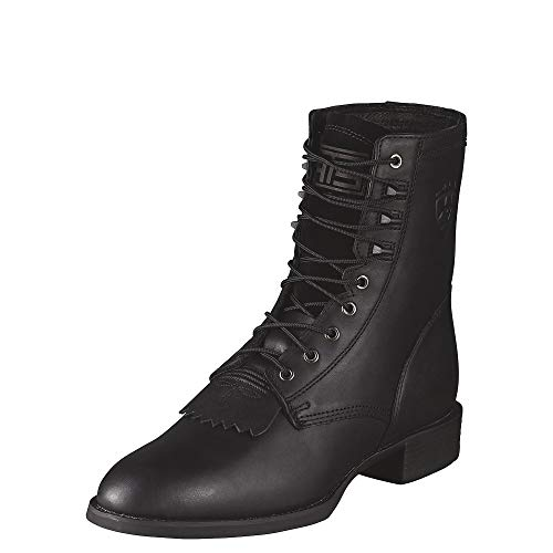 ARIAT Men's Heritage Lacer Boot Black Size 10 M ()