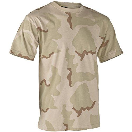 Helikon Herren T-Shirt 3-Color Desert