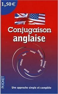 Conjugaison anglaise par Jean-Pierre Berman