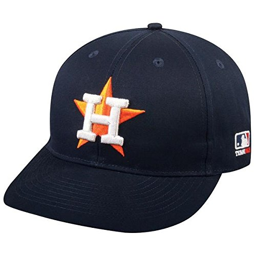 Houston Astros Youth MLB Licensed Replica Caps / All 30 Teams, Official Major League Baseball Hat of Youth Little League and Youth Teams (Houston Astros Clothes)