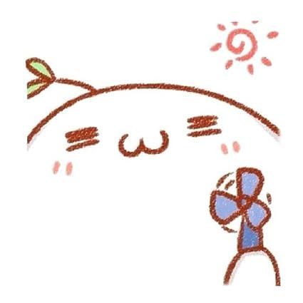 Japanese Emoticon Icon ASCII Art Cute Anime Custom Zippered Pillow
