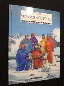 Livre gratuits en ligne Voyages aux pôles pdf