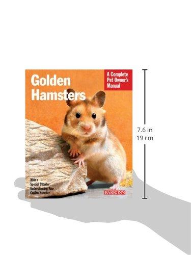 Golden Hamsters (Complete Pet Owner's Manual) 2