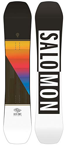 Salomon Snowboards Huck Knife Grom Snowboard - Kids' One Color, 135cm ()
