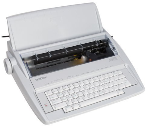 Brother GX-6750 Daisy Wheel Electric Typewriter (Renewed) by Brother