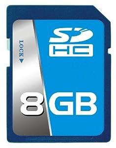 Professional SCT SD SDHC 8GB (8 Gigabyte) Memory Card for Kodak Easyshare V1275 V1273 V1253 V1233 V1073 V1003 V803 C1013 C913 C813 C713 C613 C513 C190 C182 C180 with custom formatting