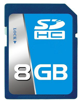 Professional SCT SD SDHC 8GB (8 Gigabyte) Memory Card for Canon Powershot A450 A460 A470 A480 A490 A495 A560 A590 A630 A640 A710 A720 A1100 A1000 with custom formatting