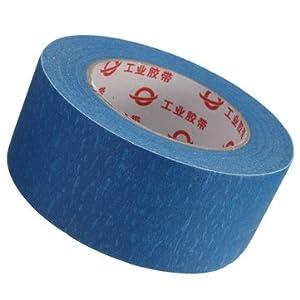 Blue Masking Tape - Masking Tape Printer - 50mmx50m 50mm Wide 3D Printer Blue Tape Reprap Bed Tape Masking Tape For 3D Printer Parts ( 3d Printer Masking Tape ) by Unknown