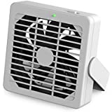 Fred & Friends Fred Little Big Fan USB White