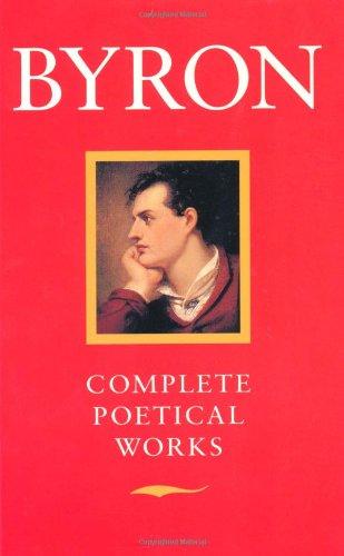 Byron: Complete Poetical Works (Oxford Paperbacks)