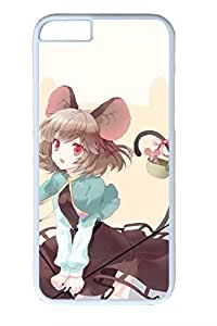 Anime Girls 4 Cute Hard Cover for iphone 5c Case PC White Cases in GUO Shop