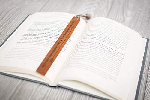 Bookmark   Personalized Bookmark - Handmade in USA