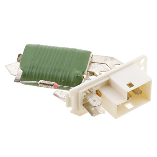 MagiDeal Car Heater Blower Fan Motor Module Resistor: