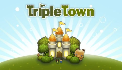 Triple Town [Online Game Code]
