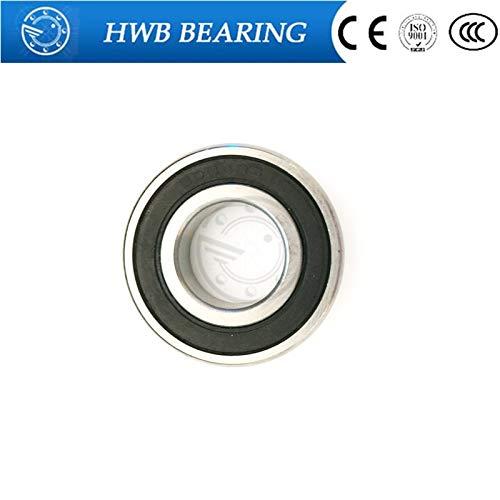 (Huscus S61800 2RS CB ABEC5 10X19X5mm Stainless Steel Hybrid Ceramic Bearings/Bike)