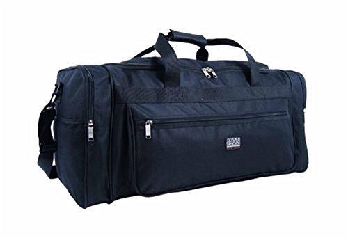 3b67abf34a Grande borsone da viaggio, con tasche e tracolla: 66 cm x 31 cm x 31 ...