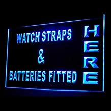 LLSai-Watch Straps Batteries Fitted Advertising LED Light Sign