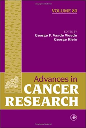 Advances in Cancer Research, Volume 80