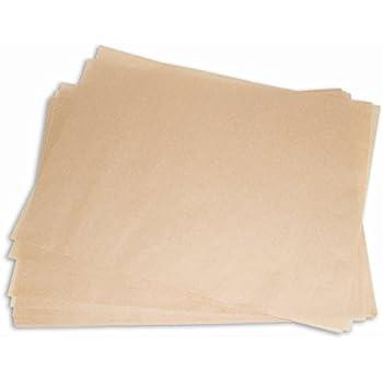 2dayShip Quilon Parchment Paper Baking Liner Sheets, Unbleached Brown , 12 X 16 Inches, 200 Count