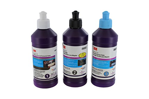 3M Perfect-It 8oz Buffing & Polishing Compound 36058, 06093, 06097