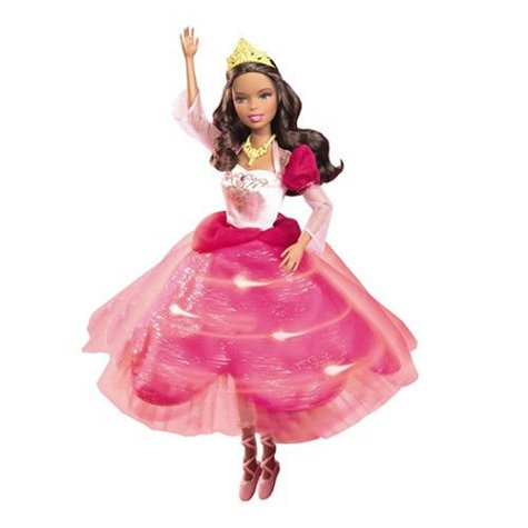 Barbie in the 12 Dancing Princesses - Princess Genevieve, African American