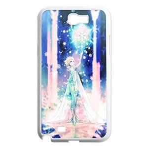 Samsung Galaxy N2 7100 Cell Phone Case White Disney Frozen Kjzvl