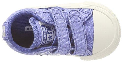 Star Blue Blue 2v nightfall Ox Blu Player Blue 441 Nightfall Sneaker Converse Bambini Unisex Ev nightfall BpqFww