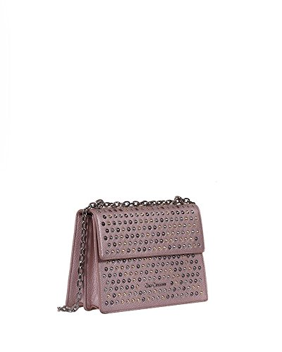 Pochette All Studs Gio Cellini Rosa