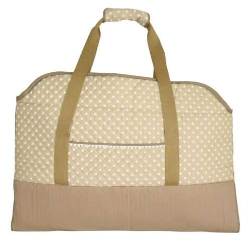 Lovely dot bag de Kufan ??beige
