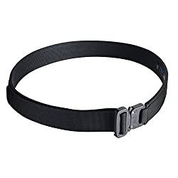 Blue Alpha Gear 1.5 Hybrid Cobra EDC Belt (Black, 36 (Pant Size)) Review