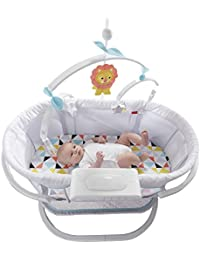 Soothing Motions Bassinet, Windmill