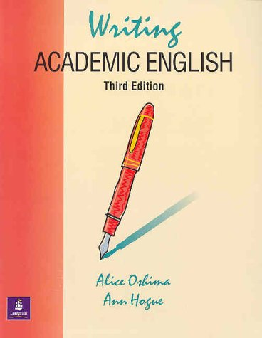 Welcome to My Page on Academic Writing