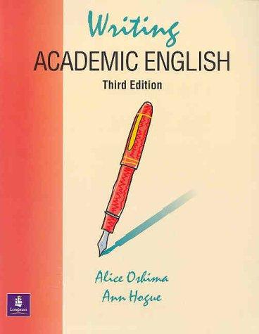 Writing Academic English, 4th Edition