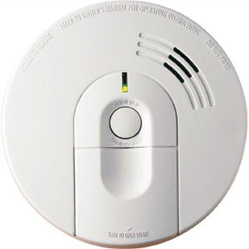 Firex/Kidde i5000 Hardwire Ionization Smoke Alarm with Battery Backup (6 Pack) by - Firex Battery