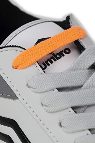 Umbro Donna Bianco Running Sneakers Scarpa U181906 HrqwHOB