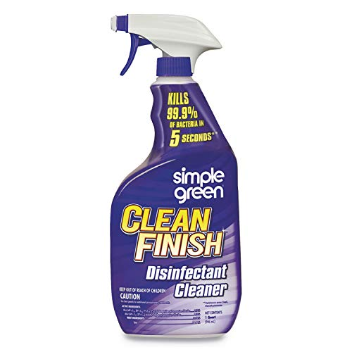 Simple Green 32 oz. Clean Finish Disinfectant Cleaner