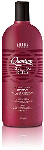 Replenishing Shampoo, Riveting Reds, 33.79-Ounce ()