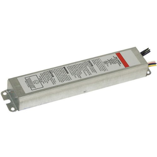 Exitronix XEB-5-B-LM-LP - Emergency Backup Ballast - 90 min. - Operates 1 T5 T8 T10 T12 Circline U-Shape 4-Pin or Long Compact CFL Lamps - 120/277 Volts