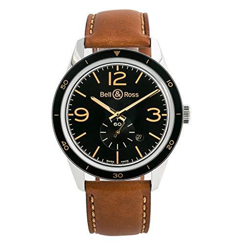 Bell & Ross BR 123 Automatic-self-Wind Male Watch BRV 123-GH-ST-SCA (Certified - Ul 123