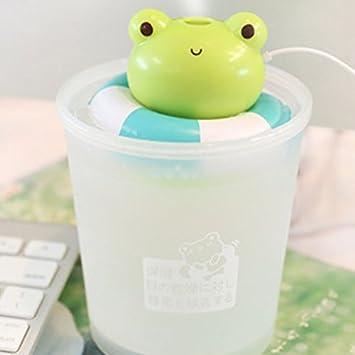 Review Meiyiu Mini USB Humidifier