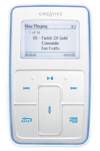 Labs Creative Battery Mp3 (Creative Zen Micro 5 GB MP3 Player White)
