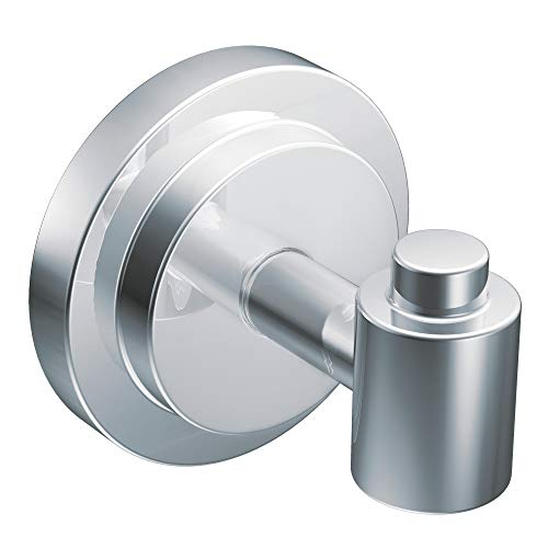 Moen DN0703CH Iso Inspirations Robe Hook, Chrome