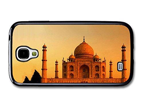 Beautiful Sunset Taj Mahal in India Photo coque pour Samsung Galaxy S4