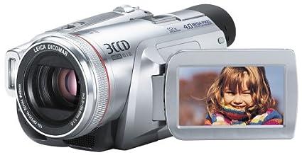 amazon com panasonic pv gs500 4mp 3ccd minidv camcorder with 12x rh amazon com Panasonic 3CCD P2 Panasonic 3CCD Camcorder Software