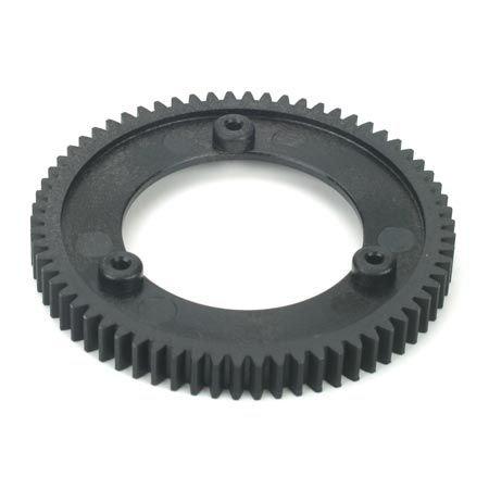 Losi 66T Spur Gear-Use w/22T Pinion: LST/2, XXL/2, LOSB3419 ()