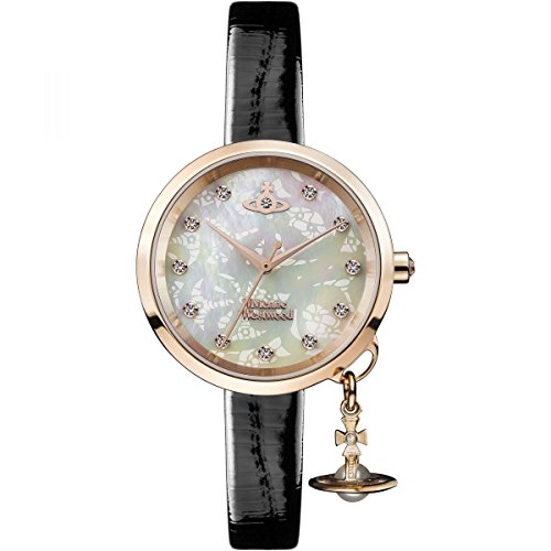 Ladies Vivienne Westwood Bow II Watch VV139WHBK