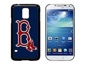 Boston Red Sox Blue Galaxy S5 Phone Case
